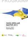 Swiss Open-Air Master 2013