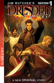 Jim Butcher's The Dresden Files: War Cry #1