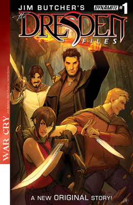 Jim Butcher's The Dresden Files: War Cry #1 - Jim Butcher, Mark Powers & Carlos Gomez book