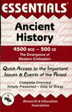 Ancient History: 4500 BCE to 500 CE Essentials