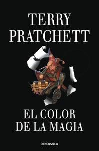 El Color de la Magia (Mundodisco 1) Book Cover