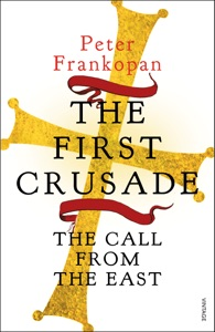 The First Crusade Book Cover