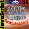 About Web Elements 35