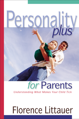 Personality Plus for Parents - Florence Littauer book