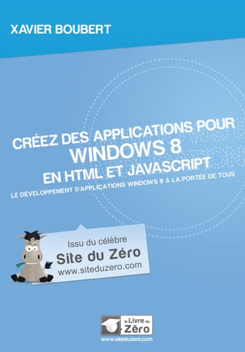 Crez des applications pour Windows 8 en HTML et Javascript