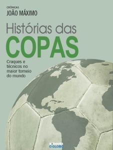 Histórias das Copas Book Cover