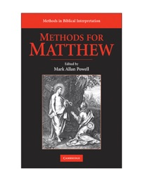 Methods in Biblical Interpretation PDF Download