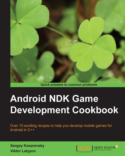 Android NDK Game Development Cookbook E-Book Download