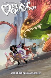 Rat Queens, Vol. 1: Sass and Sorcery