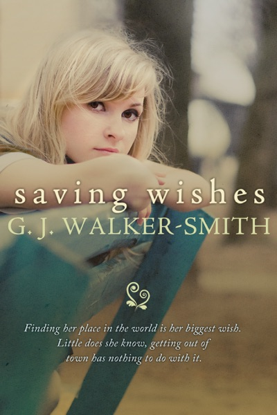 Saving Wishes - GJ Walker-Smith book cover