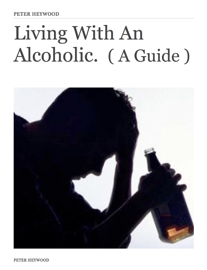 Living With An Alcoholic. ( A Guide ) book