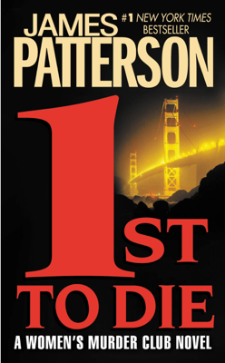 1st to Die - James Patterson book
