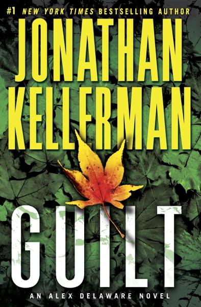 Guilt - Jonathan Kellerman book cover