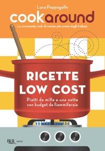 Ricette low cost da Luca Pappagallo Copertina del libro