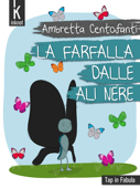 La farfalla dalle ali nere Book Cover