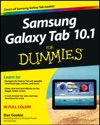 Samsung Galaxy Tab 101 For Dummies