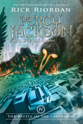 The Battle of the Labyrinth (Percy Jackson and the Olympians, Book 4) image