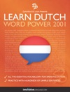 Learn Dutch - Word Power 2001