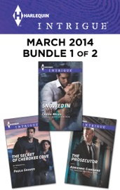 Harlequin Intrigue March 2014 Bundle 1 Of 2