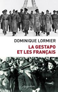 La Gestapo et les Français La couverture du livre martien