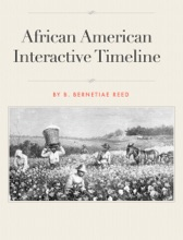 African American Interactive Timeline