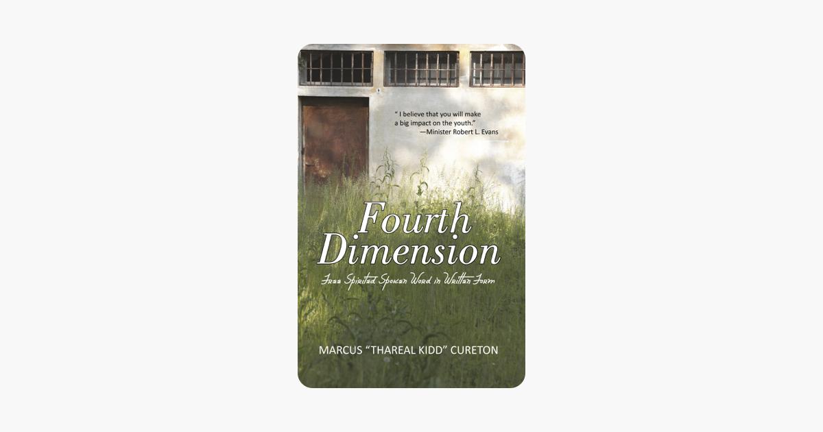 Fourth Dimension: Free Spirited Spoken Word in Written Form