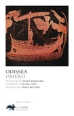 Odissea Book Cover
