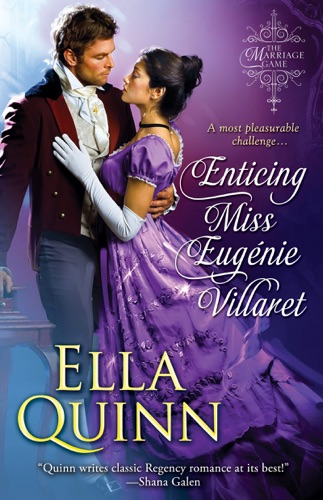 Ella Quinn - Enticing Miss Eugenie Villaret