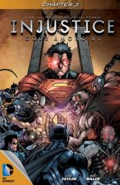 Injustice: Gods Among Us #3