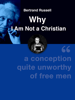 Bertrand Russell - Why I Am Not a Christian ilustraciГіn