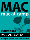 Mac at camp 2012