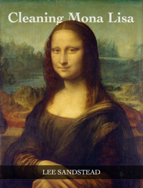 Cleaning Mona Lisa book
