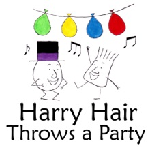 Harry Hair Throws A Party