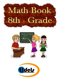 Math Book Eighth Grade book