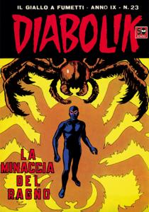DIABOLIK (177) Libro Cover