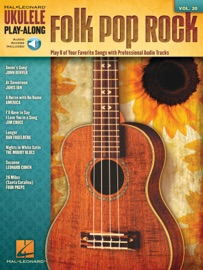 FOLK POP ROCK UKULELE SONGBOOK