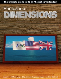 Photoshop Dimensions - Issue 3 - Kevin Bomberry, Pete Falco & Zorana Gee