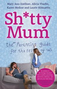 Sh*tty Mum Copertina del libro