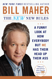 The New New Rules book