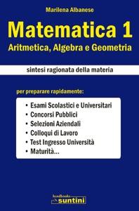 Matematica 1 Book Cover