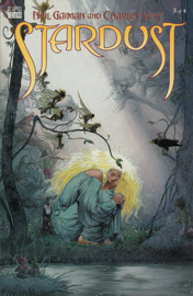 Neil Gaiman and Charles Vess' Stardust #3