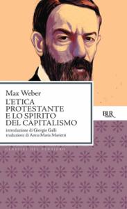 L'etica protestante e lo spirito del capitalismo Copertina del libro
