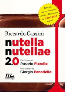 Nutella Nutellae 2.0 Copertina del libro