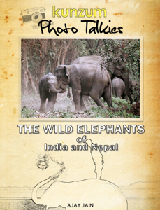 The Wild Elephants of India and Nepal Book Review