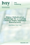 Midea Globalization Challenge For A Leading Chinese Home Appliance Manufacturer
