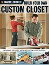 Black  Decker Build Your Own Custom Closet