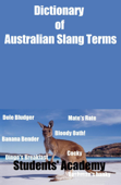 Dictionary of Australian Slang Terms