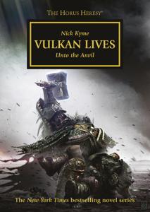 Vulkan Lives La couverture du livre martien