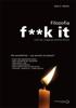 John Parkin - Filozofia f**k it, czyli jak osiągnąć spokój ducha artwork