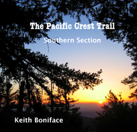 The Pacific Crest Trail book